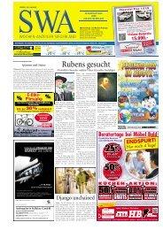 Ausgabe A, Siegen, Wilnsdorf (7.74 MB) - Siegerländer Wochen ...