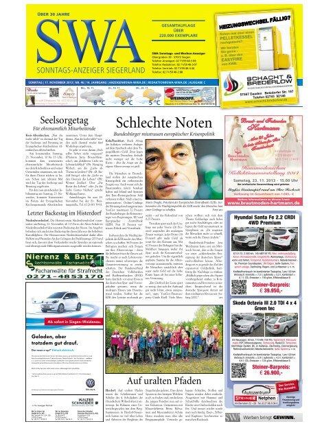 Ausgabe C, Freudenberg, Neunkirchen, Burbach, Haiger, AK