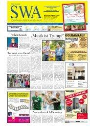 Ausgabe E, Olpe, (20.19 MB) - Siegerländer Wochen-Anzeiger