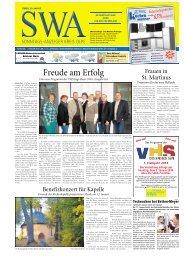 Ausgabe E, Olpe, (11.94 MB) - Siegerländer Wochen-Anzeiger
