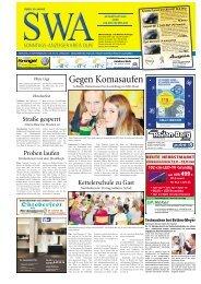 Ausgabe E, Olpe, (18.25 MB) - Siegerländer Wochen-Anzeiger