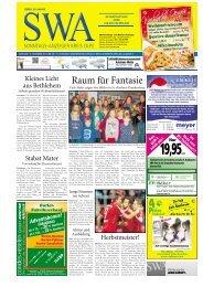 Ausgabe E, Olpe, (26.06 MB) - Siegerländer Wochen-Anzeiger