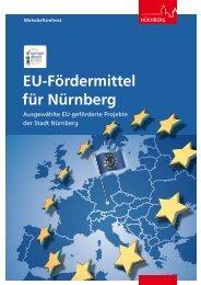 """Broschüre """"EU-Fördermittel für Nürnberg"""" - Stadt Nürnberg"""