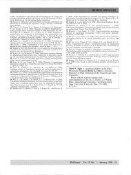 BioEssays Vol. 12, No. 1 - January 1990 13
