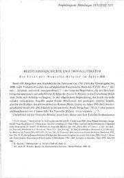 Neuphilologische Mitteilungen i/LXXVIII i977 - OPUS Würzburg