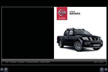 Nissan Navara Katalog