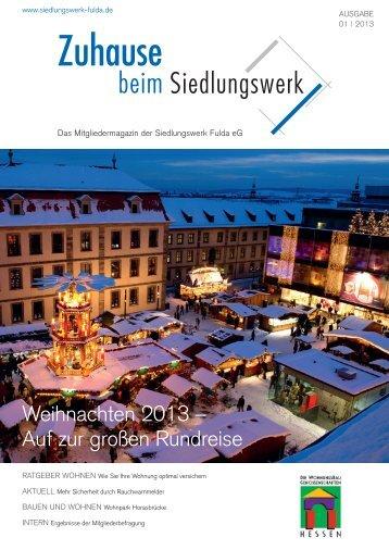PDF zum Download - Siedlungswerk Fulda