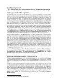 Die Kindergruppe und Peer Interaktionen in der Kindertagespflege - Page 3