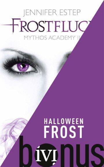 Halloween Frost - Piper Verlag