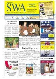 Ausgabe E, Olpe, (18.44 MB) - Siegerländer Wochen-Anzeiger