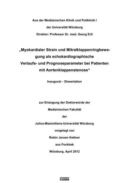 Muster für Titelblatt (Text bitte ausmitteln - OPUS Würzburg
