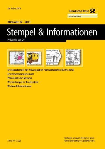 Ansicht und Download (PDF) - Deutsche Post