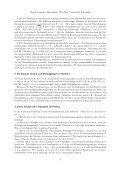 ¨Ubung 1, zu lösen bis zum 24. Oktober - Universität Würzburg - Page 2