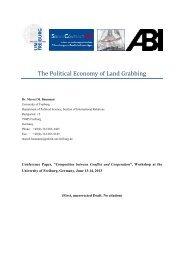 The Political Economy of Landgrabbing pre-finalx