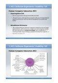 1. HCI / Software-Ergonomie / Usability / UX - Beuth Hochschule für ... - Seite 5