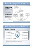 1. HCI / Software-Ergonomie / Usability / UX - Beuth Hochschule für ... - Seite 7