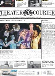 TheaterCourier - Ausgabe 8 - 01. März 2014