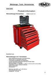 890385 Produkt-Information
