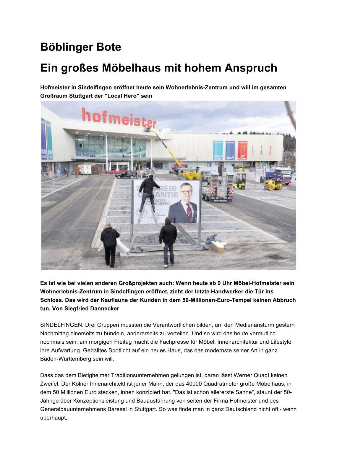 6 free magazines from quadt.koeln.de, Innenarchitektur ideen