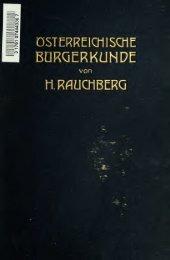 Österreichische Bürgerkunde