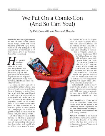 We Put On a Comic-Con (And So Can You!)