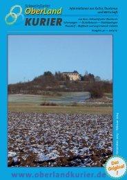 KURIER - Schweinfurter OberLand