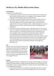 Notizen_korr_ zu November-Newsletter_Oktober 2013 vor Ort komp
