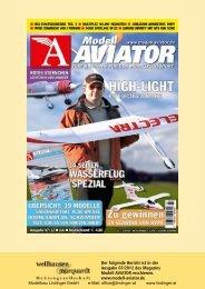 Testbericht Aviator 7/12 925 kb - Modellbau Lindinger Onlineshop