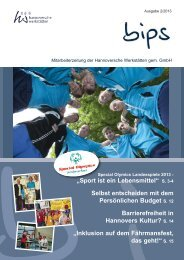 Artikeln - Special Olympics Deutschland