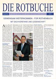 Dezember 2013 - Die Rotbuche