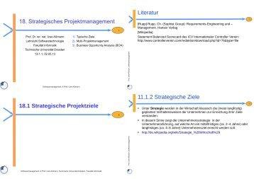 18-strategisches-man.. - Lehrstuhl Softwaretechnologie