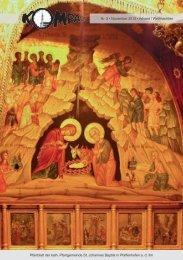 Kompass Ausgabe 5 / Advent-Weihnachten, November ... - Aktuelles
