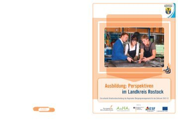 Ausbildung: Perspektiven im Landkreis Rostock