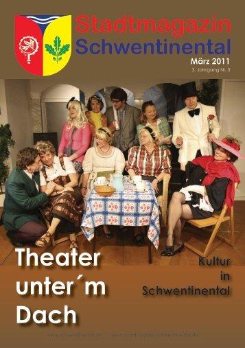 März - Stadtmagazin Schwentinental