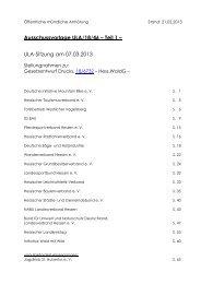 ULA 18/46 Teil 1 - Hessen
