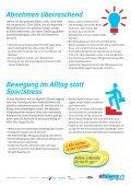 Die besten Tipps für eine erfolgreiche Gewichtsreduktion - Page 2