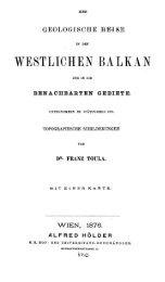 WESTLICHEN ·BAI.J!(AN