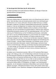 68 III. Das bürgerliche Wohnhaus des 20. Jahrhunderts Die ...