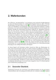 2. Waferbonden