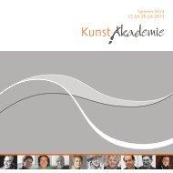 Kunst-Akademie 2013