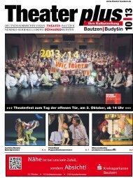 Bautzen Budyšin - Deutsch-sorbisches Volkstheater