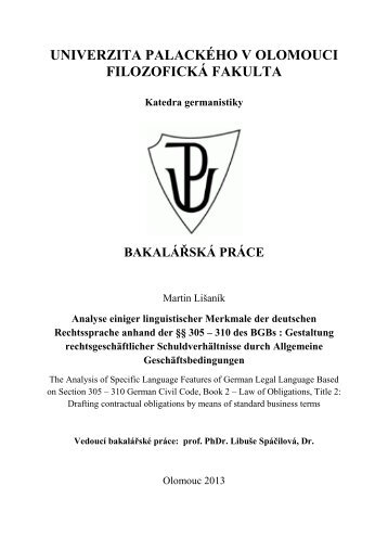 BAKALARKA PDF - Theses