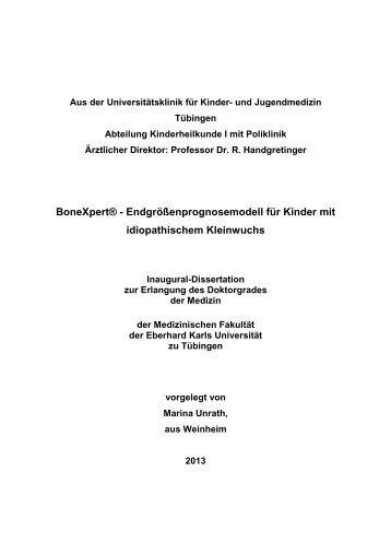 PDF 6.087kB - TOBIAS-lib - Universität Tübingen