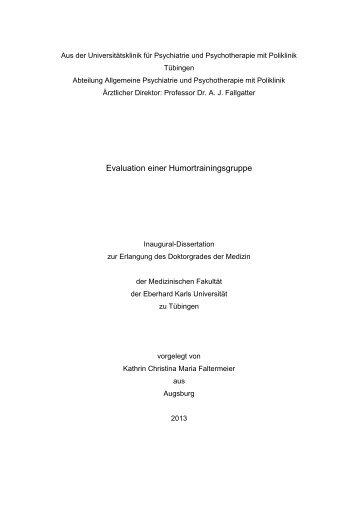PDF 2.306kB - TOBIAS-lib - Universität Tübingen