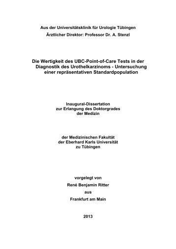 PDF 1.730kB - TOBIAS-lib - Universität Tübingen