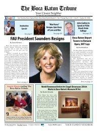 The Boca Raton Tribune - UFDC Image Array 2 - University of Florida