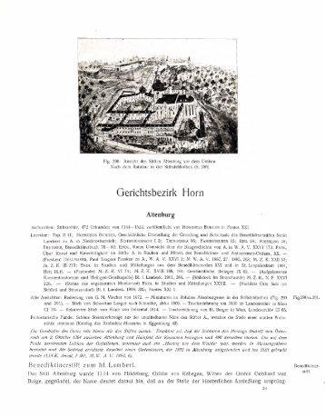 Gerichtsbezirk Horn - upload.wikimedia....