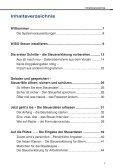 WISO Steuer 2013 - Bedienanleitung - Seite 5