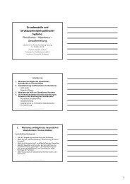 (Microsoft PowerPoint - Grundmodelle und Strukturprinzipien ...