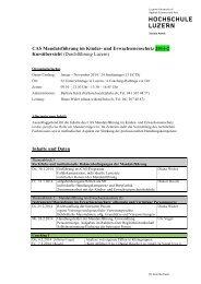 Daten (laufende Durchführung) - Weiterbildung